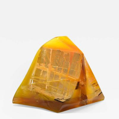 Monique Rozan s Unique sculpture by Monique Rozan s Pyramide du Soleil