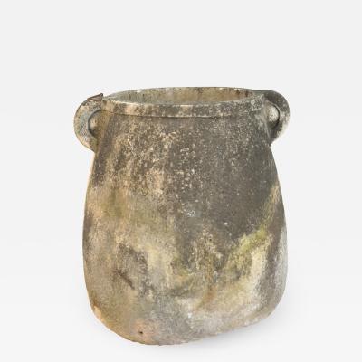 Monumental And Important 17th Century Greek Marble Jar Urn