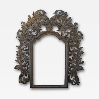 Monumental Carved Baroque Frame