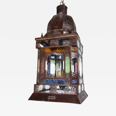 Moroccan Traditional Light Pendant