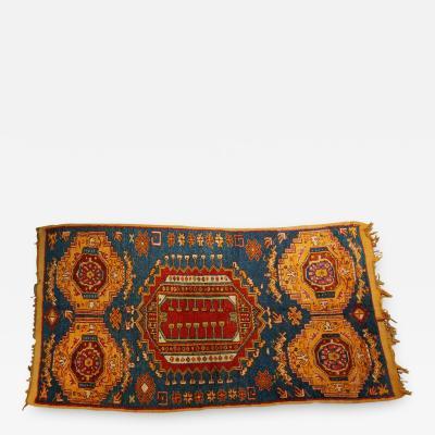 Moroccan Tribal Rug