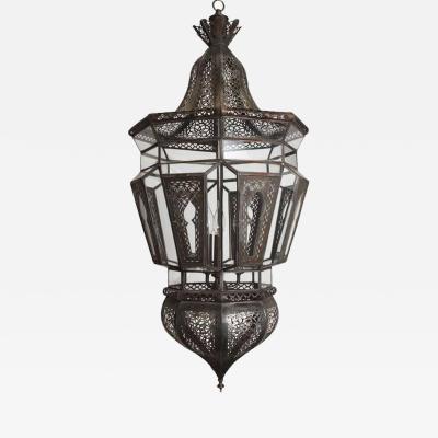 Moroccan Vintage Hanging Light Fixture