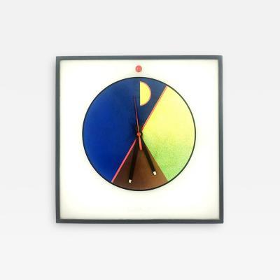 Morphos Kloks by Kurt B Delbanco for Acerbis 1980s