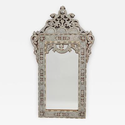 Morrocan Inlaid Mirror