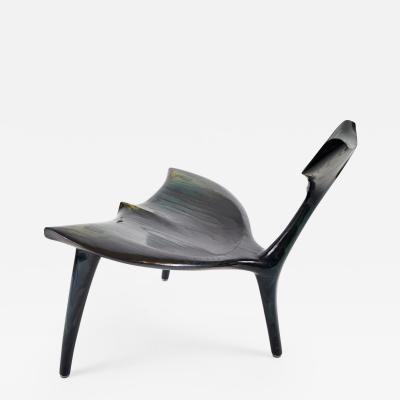 Morten Stenbaek Art Whale Chair MS82 Handcrafted and Designed by Morten Stenbaek