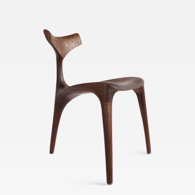 Morten Stenbaek Triplex MS22 Dining Room Chair Handcrafted and Designed by Morten Stenbaek