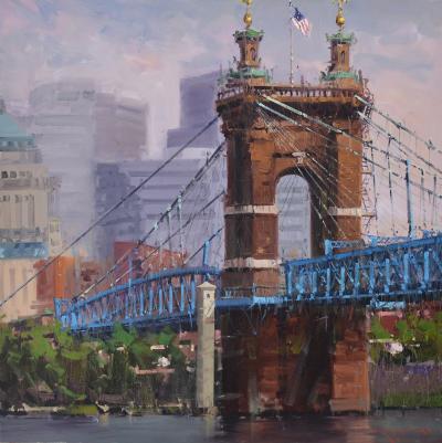 Mostafa Keyhani Roebling Bridge