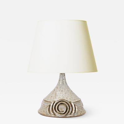 Mrk Visby Brutalist Table Lamp by Mrk Visby