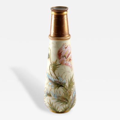Mt Washington Colonial Ware Vase