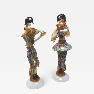 Murano Glass Dancers