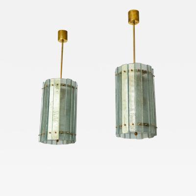 Murano Glass Pendant Chandelier