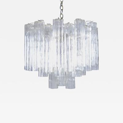 Murano Glass Tronchi Chandelier
