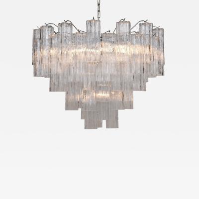 Murano chandelier Tronchi