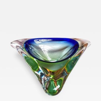 Murano glass ashtray 1950s