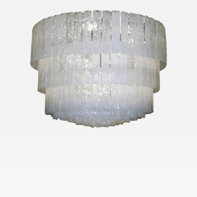 Murano glass ceiling light