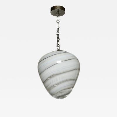 Murano glass ceiling pendant