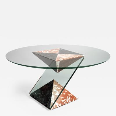 N10691 Center Table France 1970s