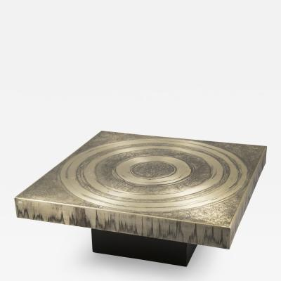 N10709 Coffee Table by Marc D Haenens Belgium 1970s