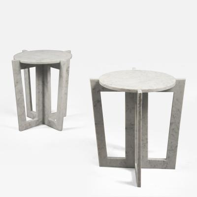 N10717 Pair of Side Tables France 2016