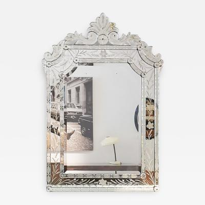 NEOCLASSICAL BEVELED MIRROR MAJORCA 1940
