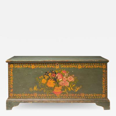 NEW YORK DOWER CHEST