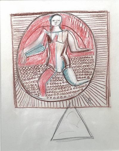 Nahum Tschacbasov Balancing Act