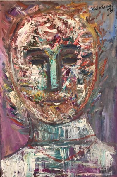 Nahum Tschacbasov Portrait of Susan