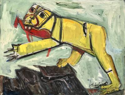 Nahum Tschacbasov Wild Beast