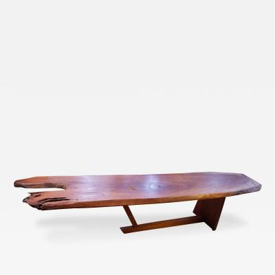 Nakashima Style Cherry Coffee Table