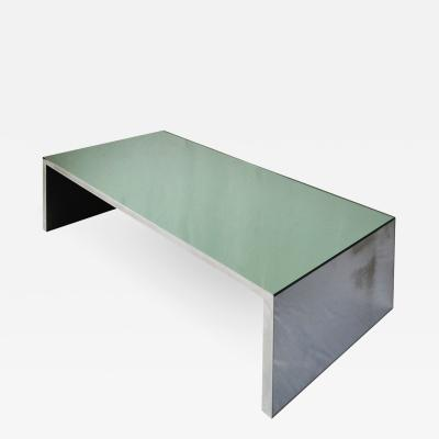 Nanda Vigo Coffee Table model Four Corners by Nanda Vigo for Driade