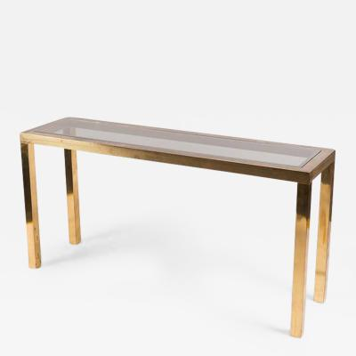 Nanda Vigo Unique Console Table by Nanda Vigo