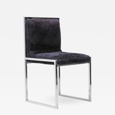Nanda Vigo Wright Wright Chair by Nanda Vigo for Driade