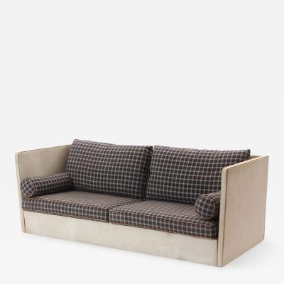 Nanna Ditzel Even Arm Settee Sofa