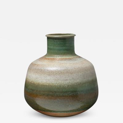 Nanni Valentini Ceramic Vase by Nanni Valentini for Ceramica Arcore