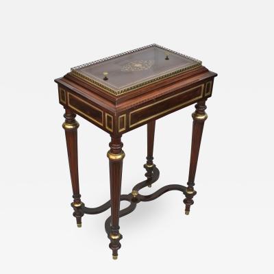 Napoleon III Sormani Neoclassical Jardiniere Table
