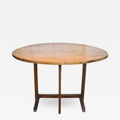 Napoleon III Vendange Table