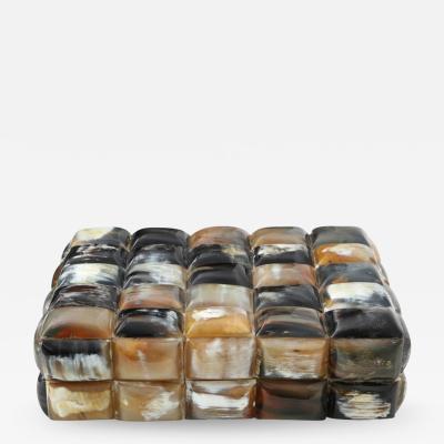 Natural Horn Dimensional Box