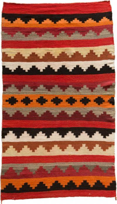 Navajo Transitional Blanket Rug