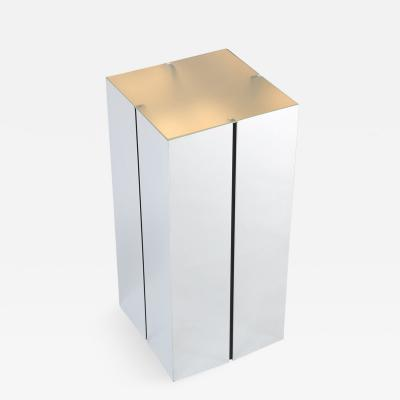 Neal Small Neal Small for Kovacs Illuminated Steel Pedestal