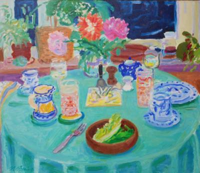 Nell Blair Walden Blaine The Green Tablecloth