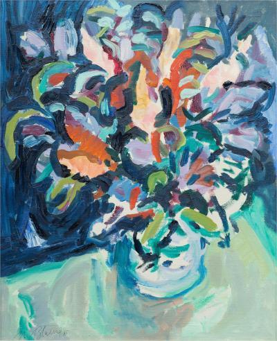 Nell Blair Walden Blaine Vermont Flowers