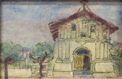 Nell Brooker Mayhew Mission Dolores