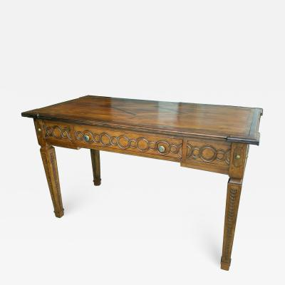 Neoclassical inlaid Table Circa 1780