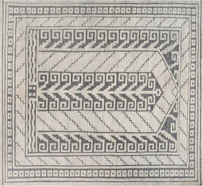 New High and Low Swedish Design Rug
