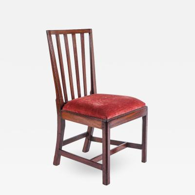New York Mahogany Side Chair