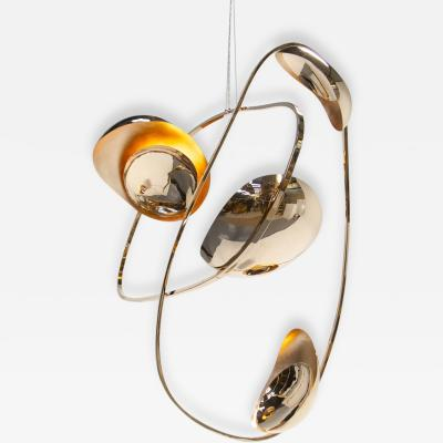 Niamh Barry Niamh Barry Counterpoise Suspended Light Sculpture IRE 2014
