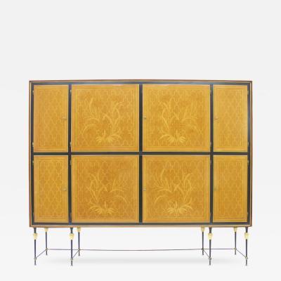 Nice Italian Highboard Cabinet 1960s
