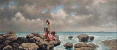 Nicholas Butler Pescatori di Telline