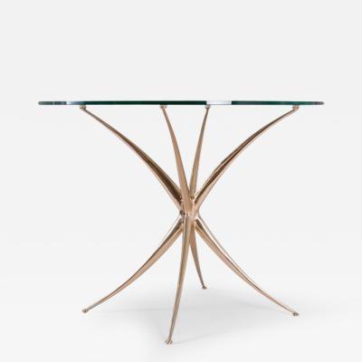 Nick Alan King Vitruvian Bronze Center Table by Nick King