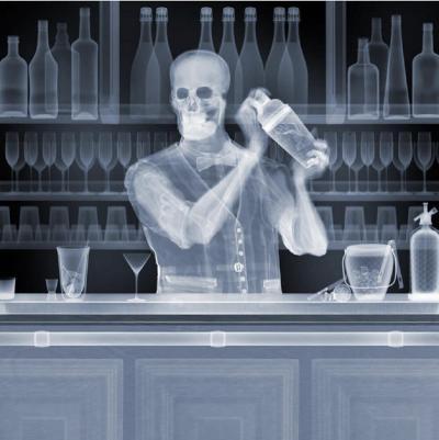 Nick Veasey Bartender